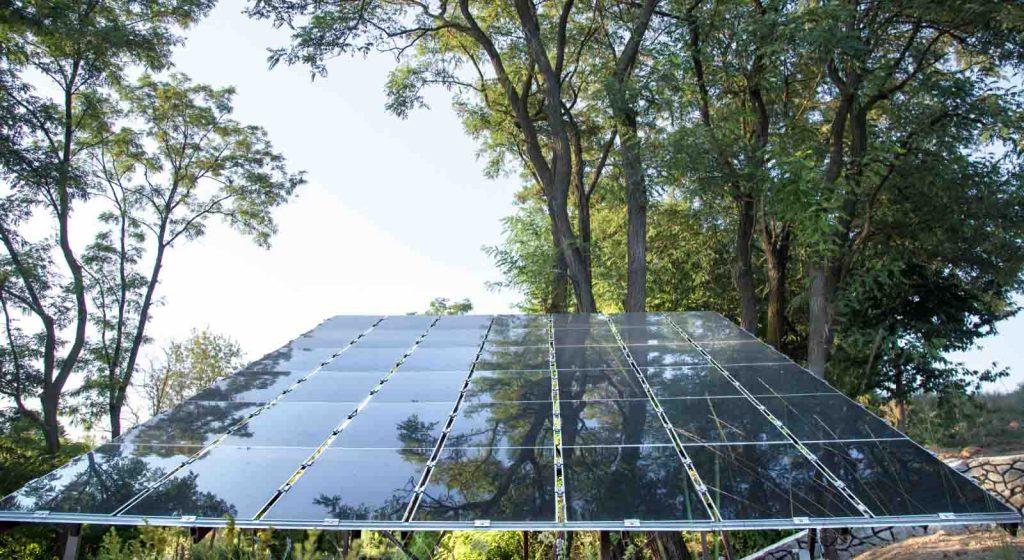 sombras en tejados requisitos paneles solares en casa