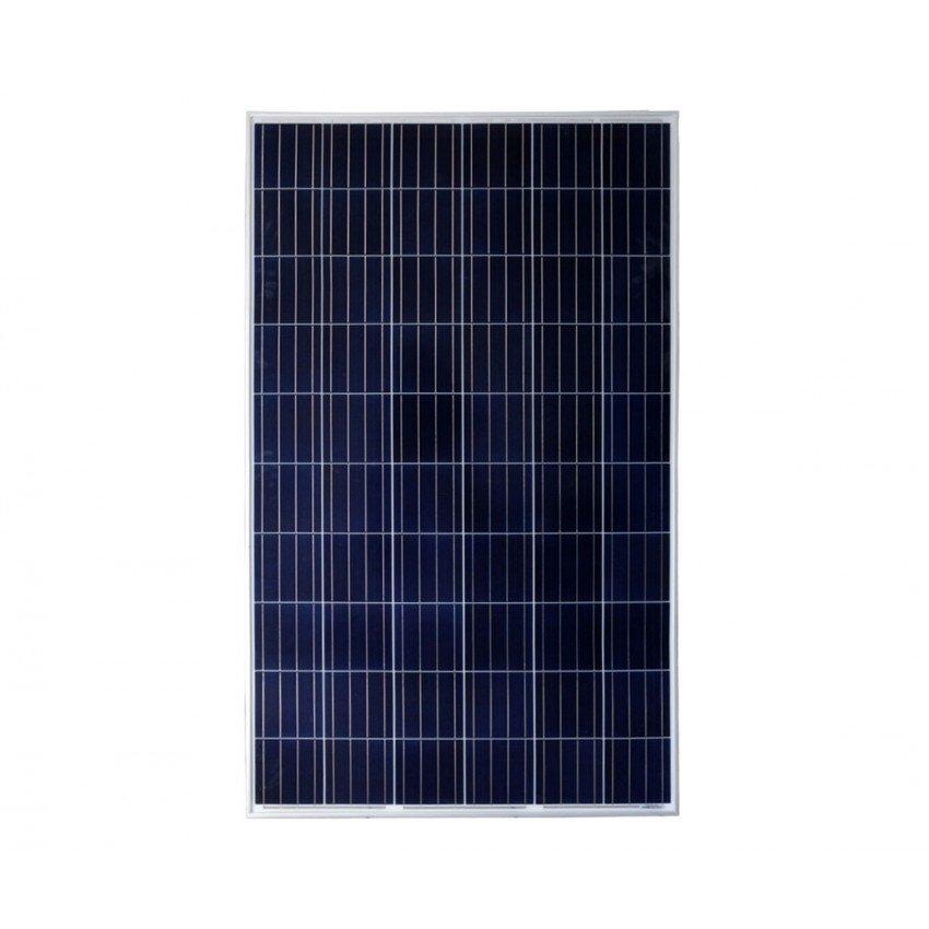 tipo de panel solar monocristalino