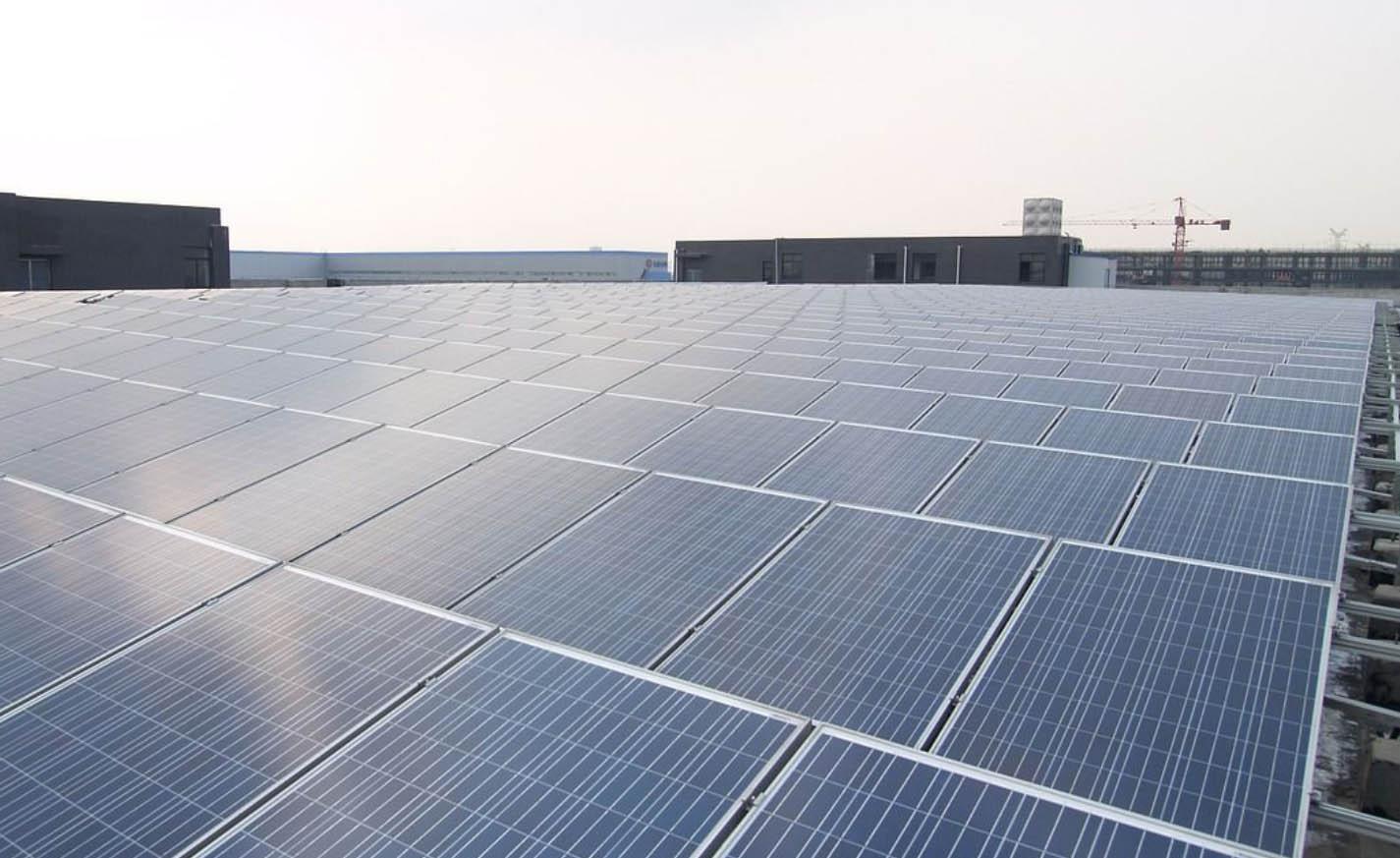 ventajas de la energía solar en empresas fotovoltaica