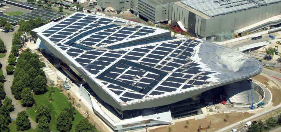ventajas de la energía solar en empresas