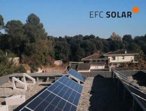 energia solar instal·la plaques solars a Girona
