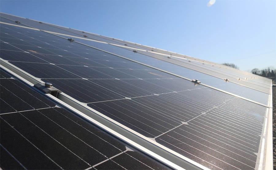 inclinación de paneles solares y orientacion