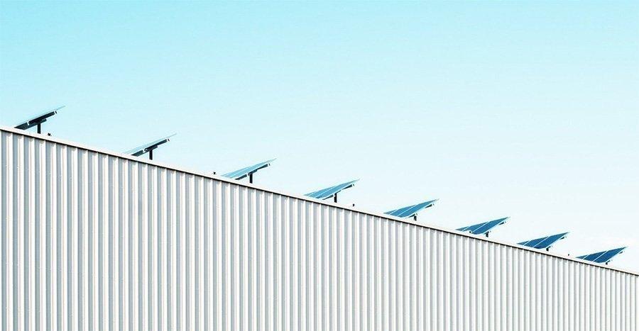 inclinacion de paneles solares