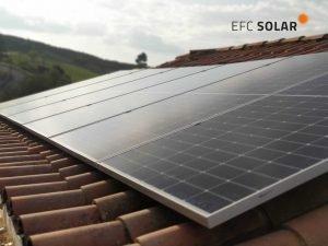 instal·lació solar de plaques solars terrassa barcelona