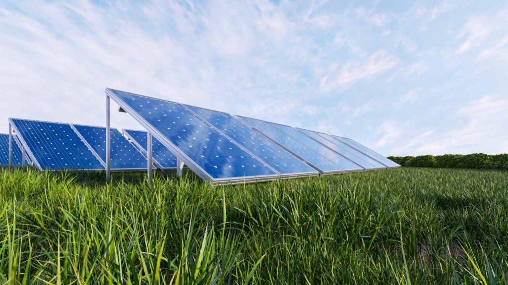 paneles solares para riego y bombeo de agua