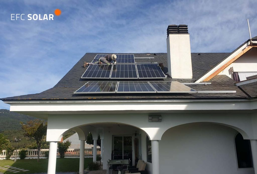 instalacion paneles solares barcelona caldes de montbui efc