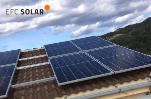 instalacion solar y paneles solares en gelida barcelona