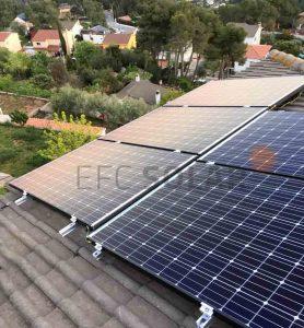 paneles solares en corbera de llobregat barcelona energia solar fotovoltaica