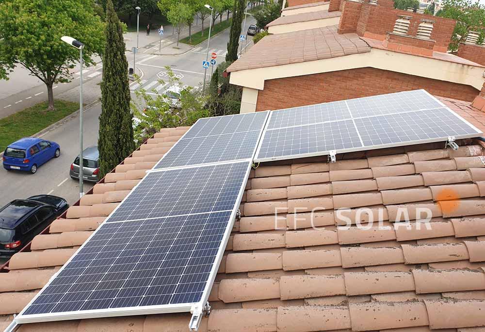 plaques solars sant cugat barcelona