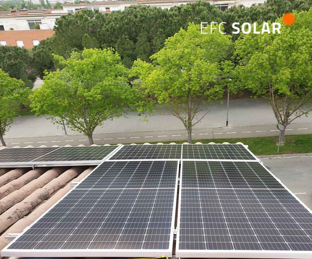 panells solars sant cugat energia solar