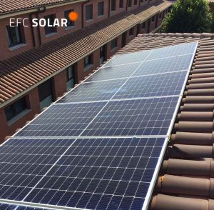 instalacion paneles solares taradell barcelona