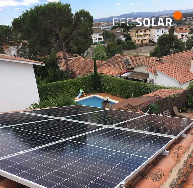 placas solares en palau solita y plegamans barcelona