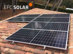 Instal·lació-de-plaques solars-a-orrius-barcelona