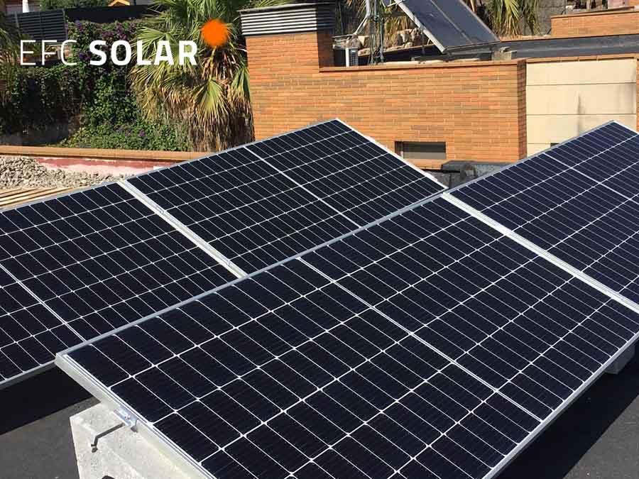 instalacion paneles solares rubi 3