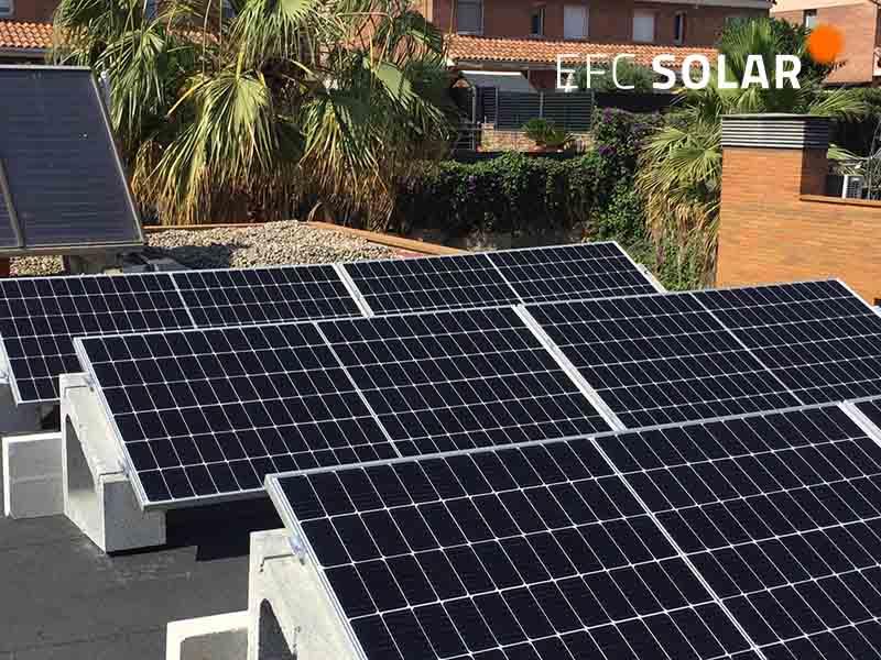 instalacion paneles solares rubi 4