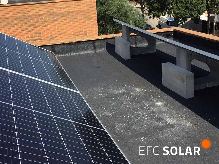 instalacion paneles solares rubi