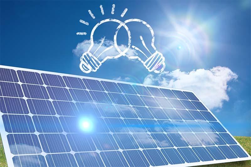 generar luz gratuita energia solar