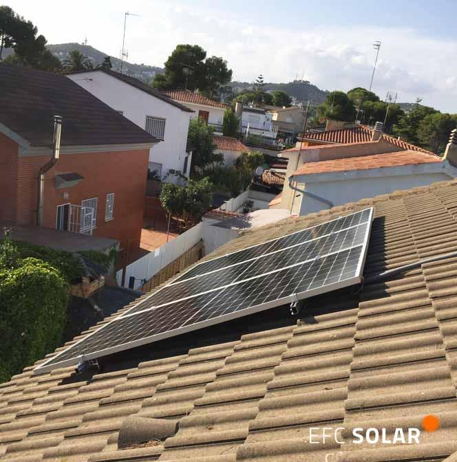 plaques solars a cunit - Tarragona