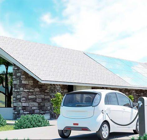 paneles solares y coches electricos el futuro placas solares