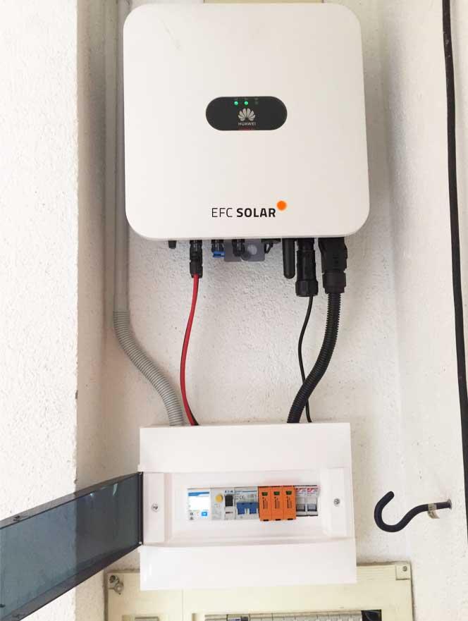 placas solares inversor instalacion vilablareix girona